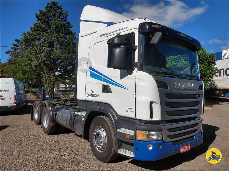 CAMINHAO SCANIA SCANIA 400 Cavalo Mecânico Truck 6x2 Cordenonsi Seminovos XAXIM SANTA CATARINA SC