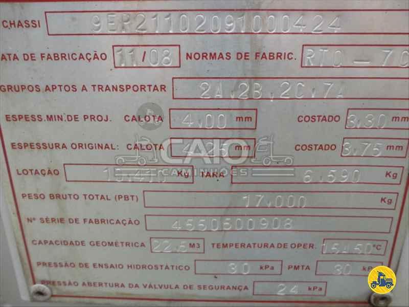 BITREM TANQUE AÇO  2008/2009 Caio Caminhões