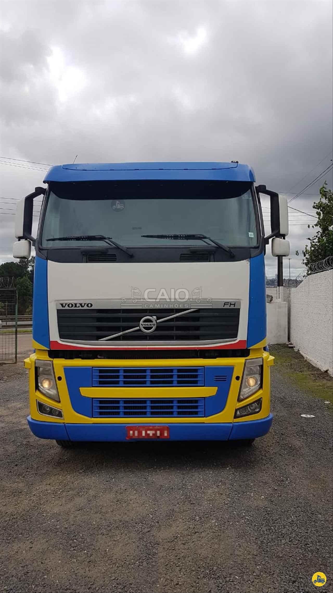 VOLVO VOLVO FH 440 1300000km 2010/2011 Caio Caminhões