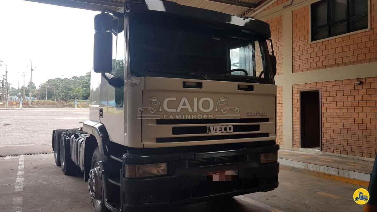 CAMINHAO IVECO EUROTRAKKER 450E37 Cavalo Mecânico Truck 6x2 Caio Caminhões SAO JOSE DOS PINHAIS PARANÁ PR