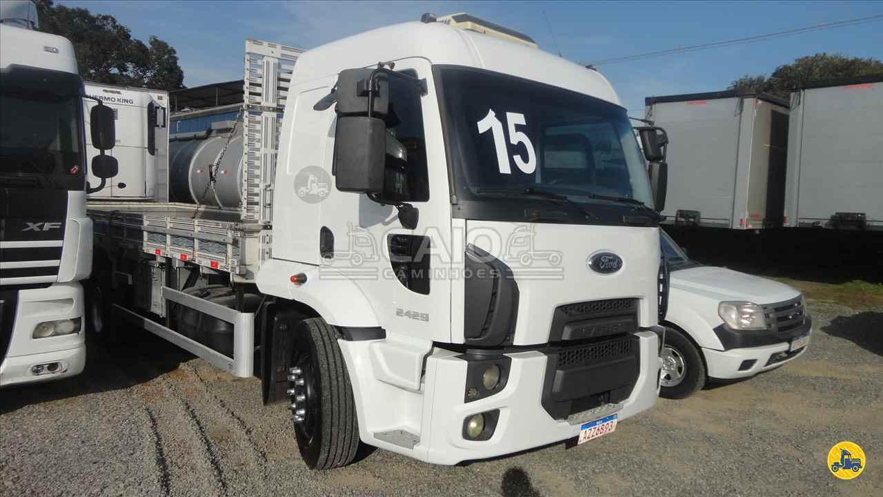CAMINHAO FORD CARGO 2429 Carga Seca Truck 6x2 Caio Caminhões SAO JOSE DOS PINHAIS PARANÁ PR