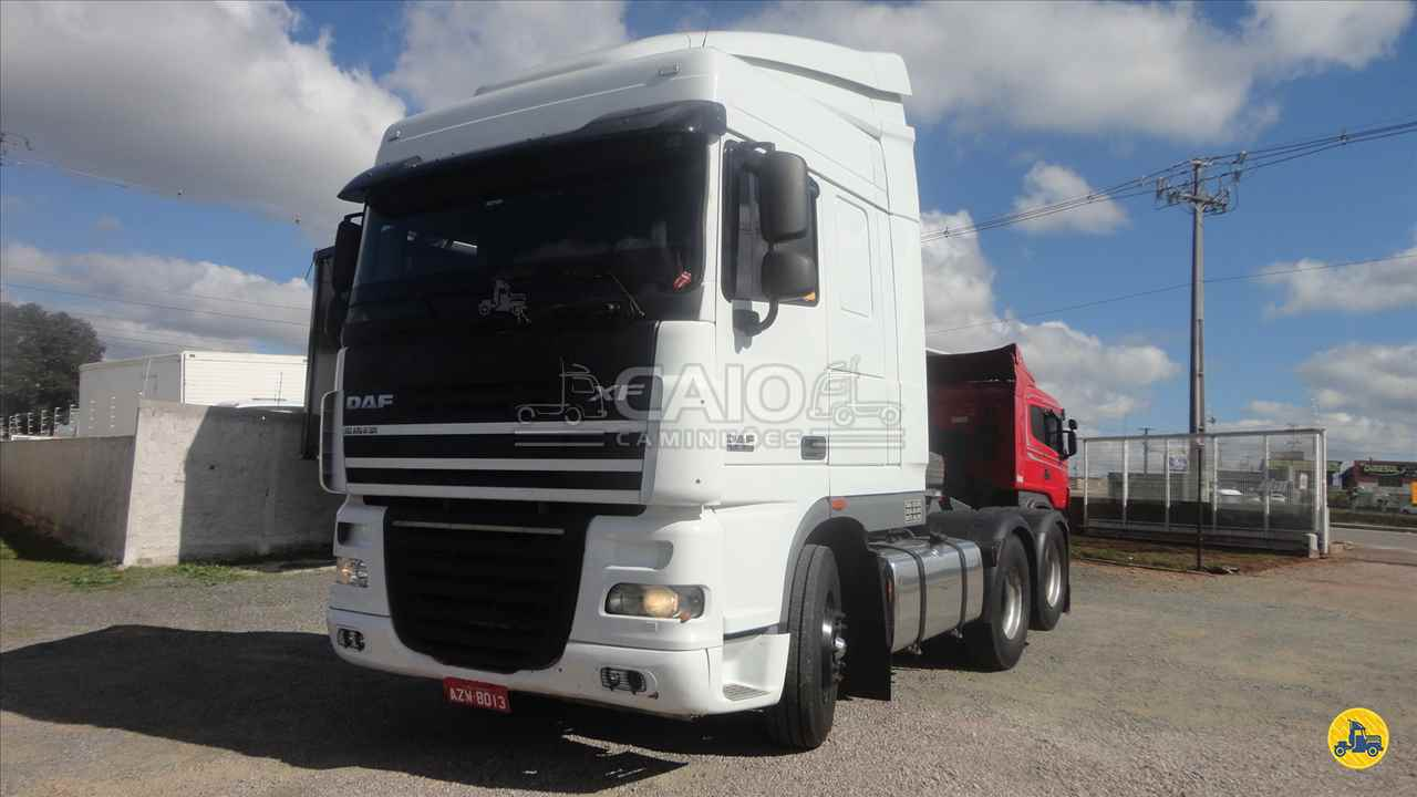 CAMINHAO DAF DAF XF105 410 Cavalo Mecânico Truck 6x2 Caio Caminhões SAO JOSE DOS PINHAIS PARANÁ PR