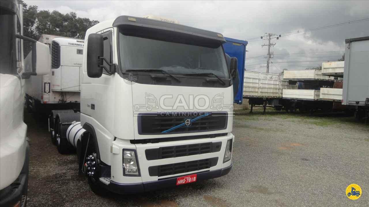 CAMINHAO VOLVO VOLVO FH12 380 Cavalo Mecânico Truck 6x2 Caio Caminhões SAO JOSE DOS PINHAIS PARANÁ PR