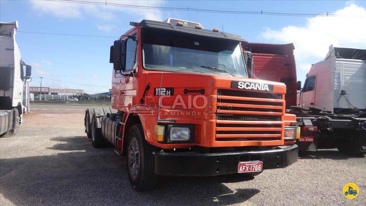 CAMINHAO SCANIA SCANIA 112 320 Cavalo Mecânico Truck 6x2 Caio Caminhões SAO JOSE DOS PINHAIS PARANÁ PR