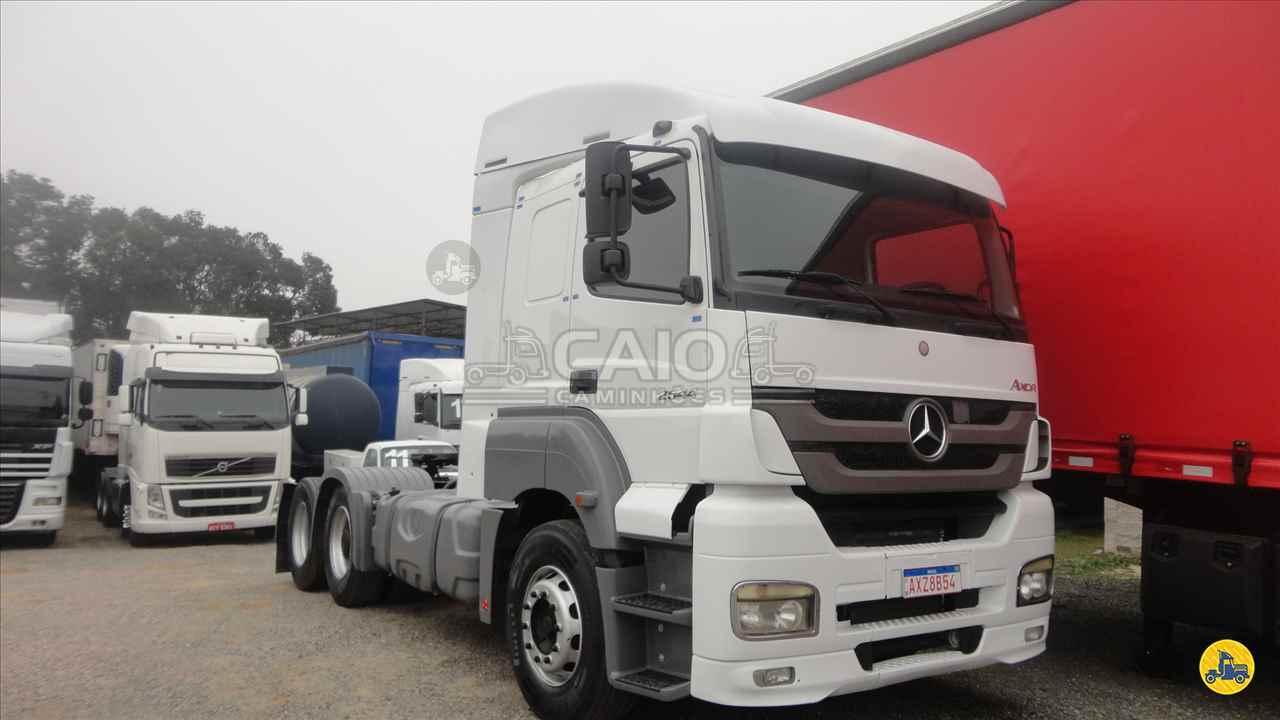 CAMINHAO MERCEDES-BENZ MB 2544 Cavalo Mecânico Truck 6x2 Caio Caminhões SAO JOSE DOS PINHAIS PARANÁ PR