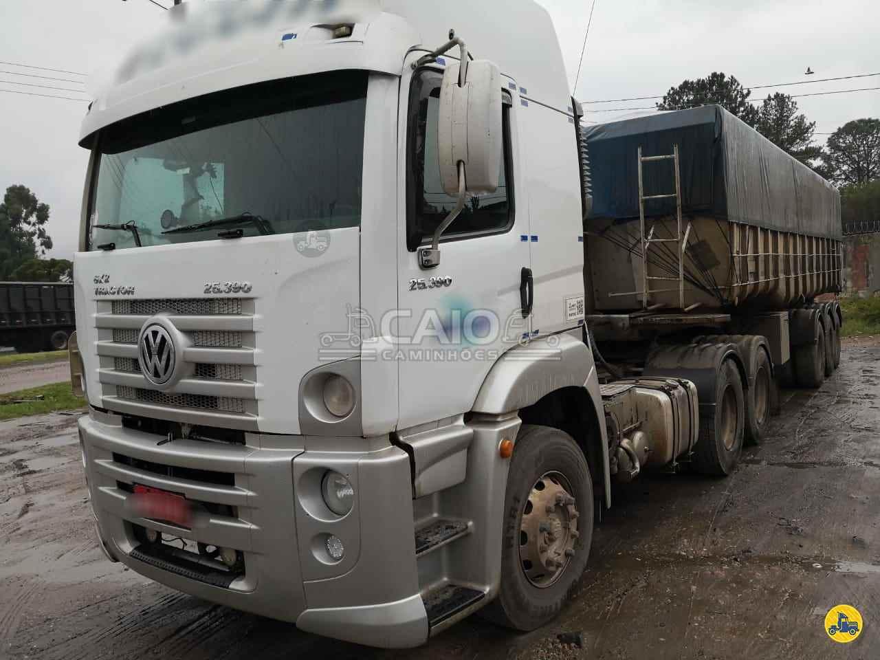 CAMINHAO VOLKSWAGEN VW 25390 Cavalo Mecânico Truck 6x2 Caio Caminhões SAO JOSE DOS PINHAIS PARANÁ PR