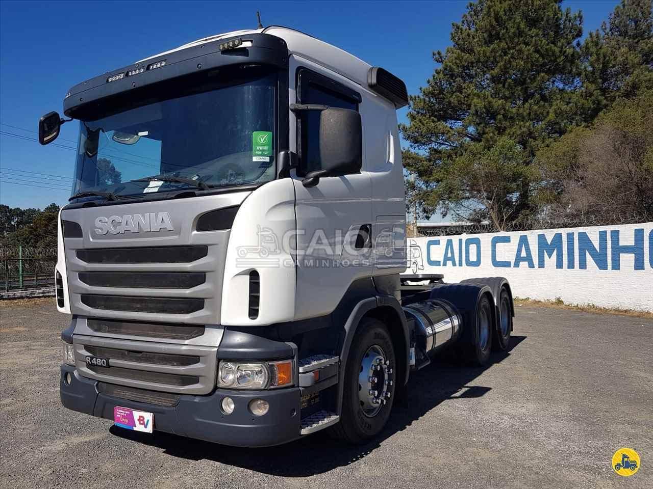 SCANIA 480 de Caio Caminhões - SAO JOSE DOS PINHAIS/PR