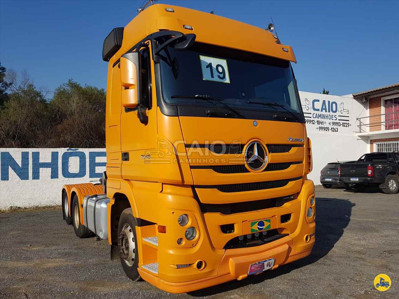 MB 2546 de Caio Caminhões - SAO JOSE DOS PINHAIS/PR
