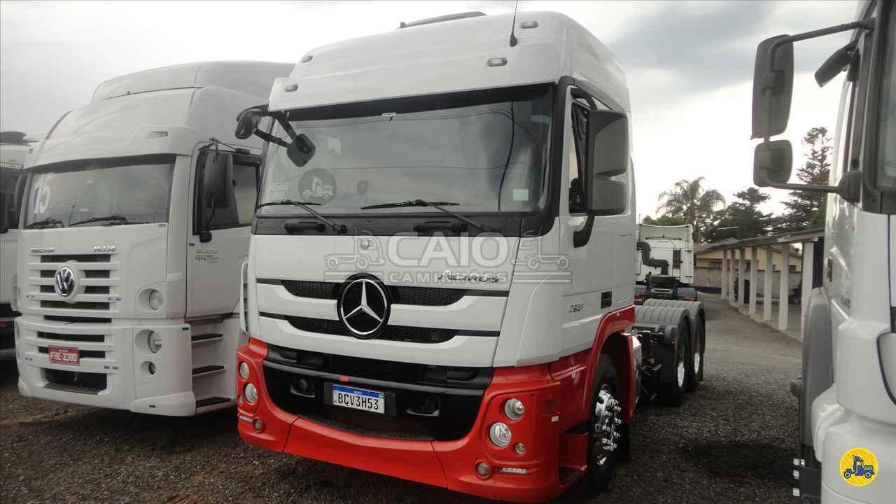 MB 2651 de Caio Caminhões - SAO JOSE DOS PINHAIS/PR