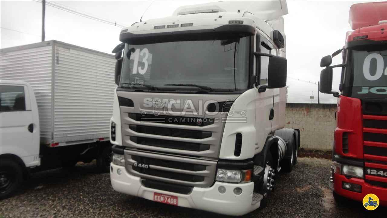 SCANIA 440 de Caio Caminhões - SAO JOSE DOS PINHAIS/PR