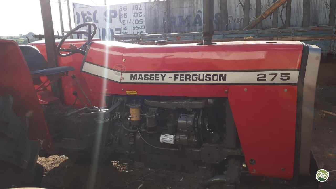 MASSEY FERGUSON MF 275  1987/1987 Tratores 2 Irmãos