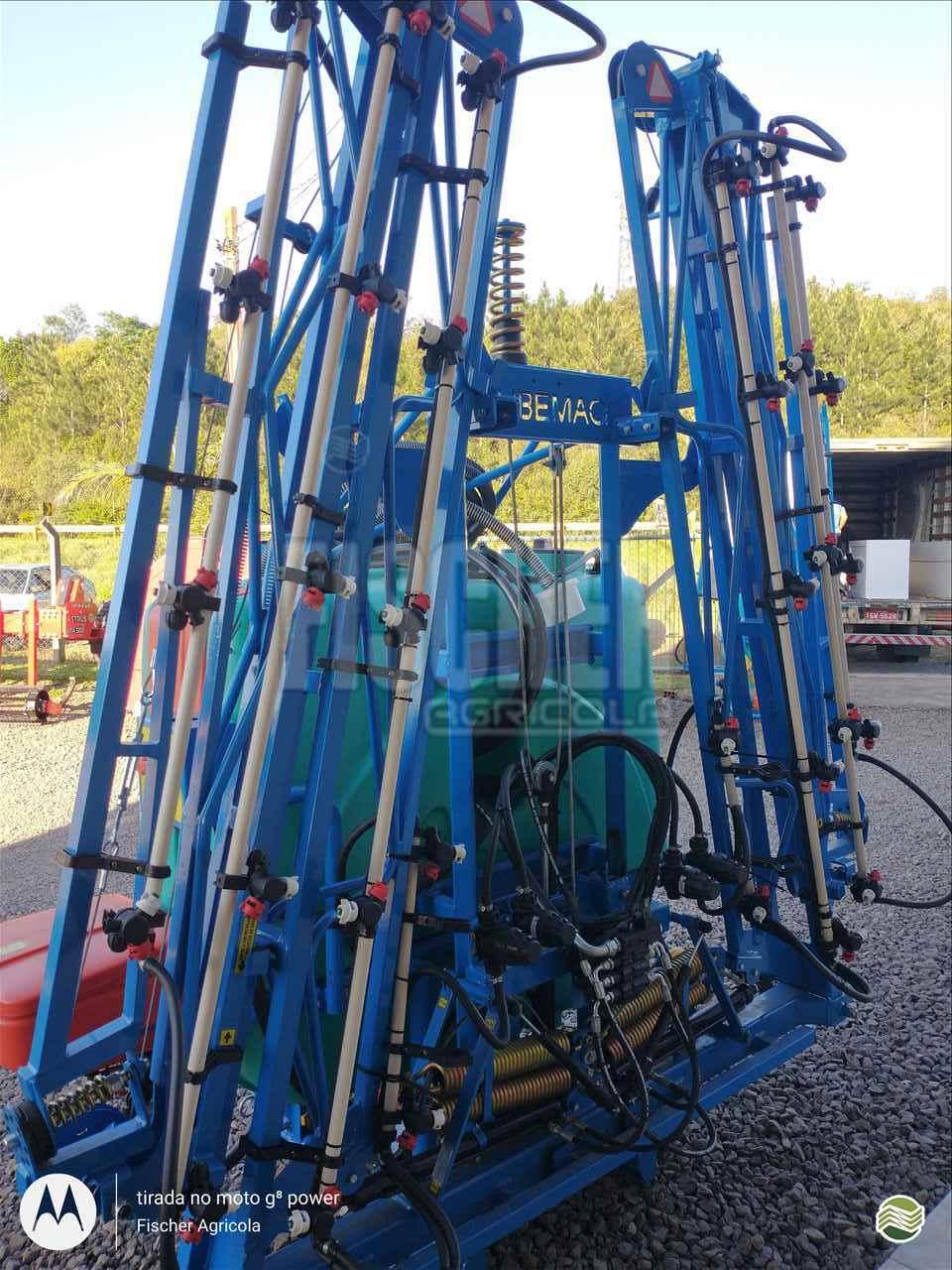 RUBEMAQ 800 ACOPLADO de Fischer Agrícola - RIO PARDO/RS