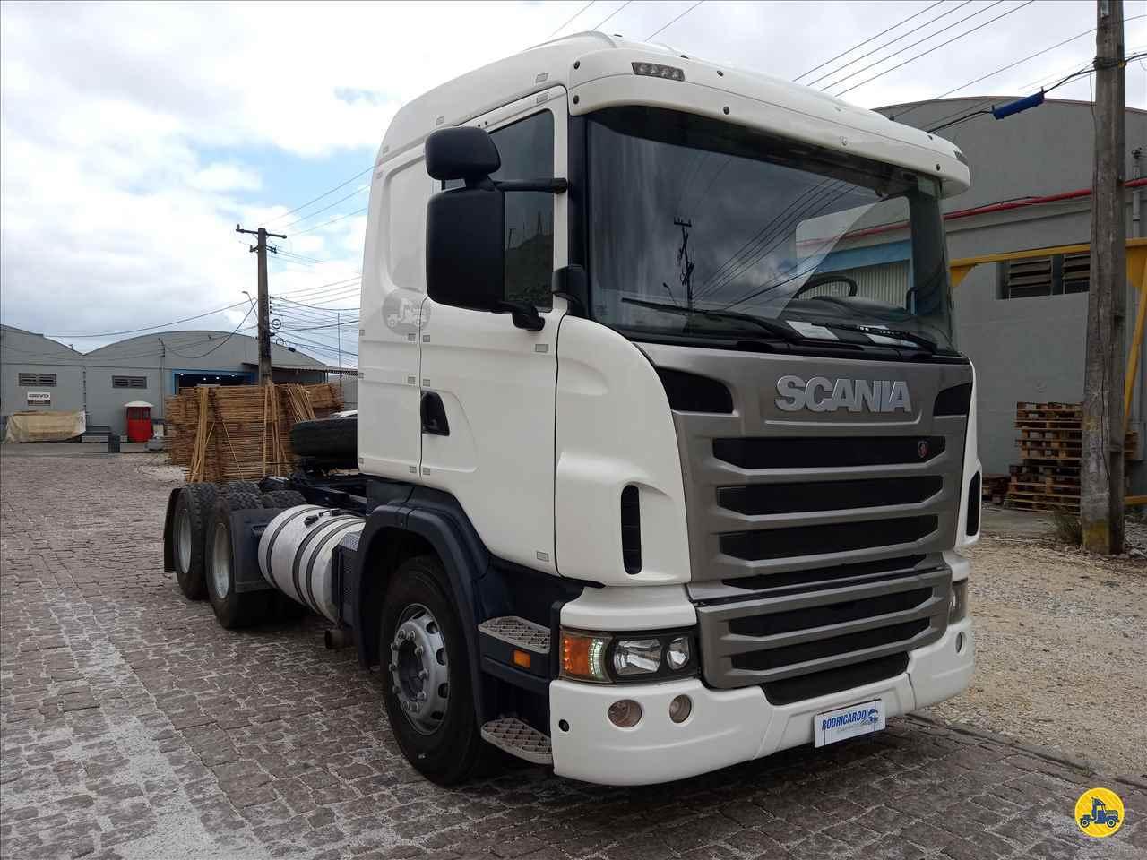 SCANIA SCANIA 420 836000km 2011/2011 Rodricardo Caminhões