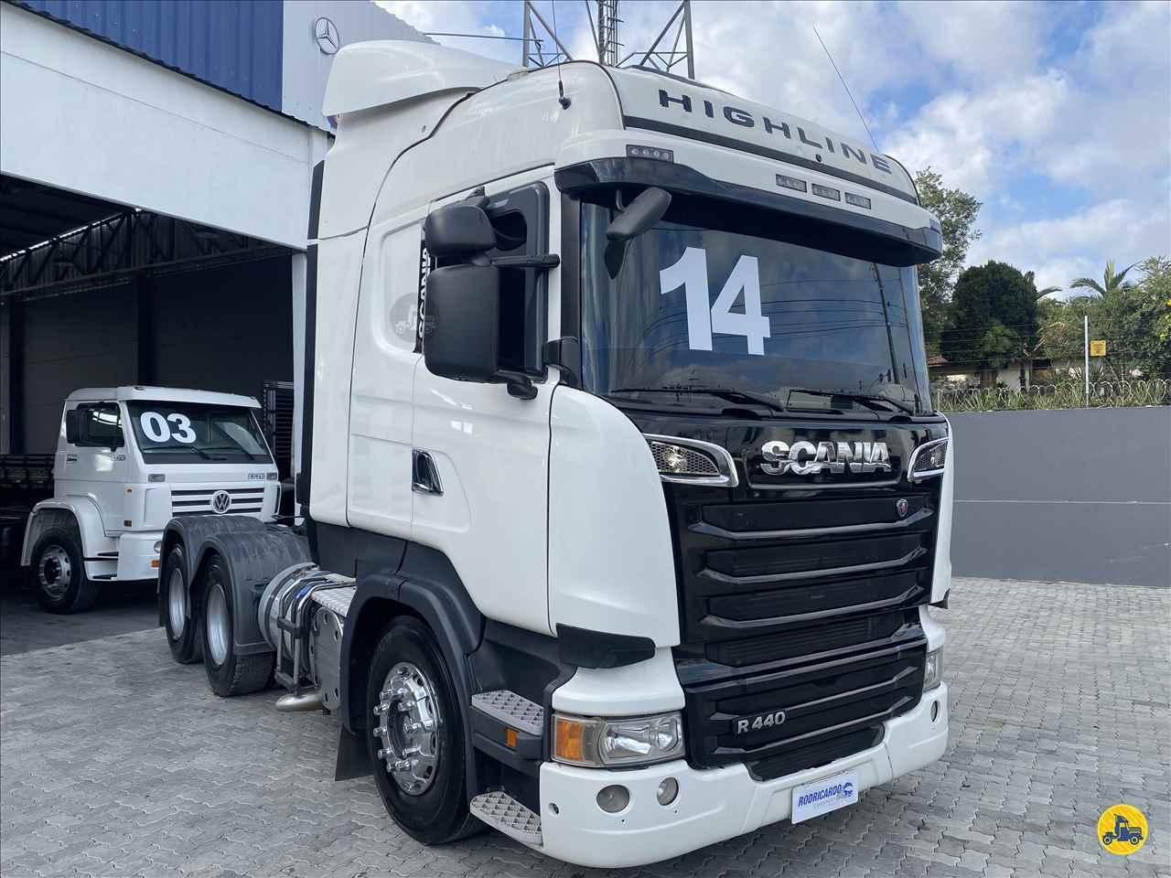 SCANIA 440 de Rodricardo Caminhões - COLOMBO/PR