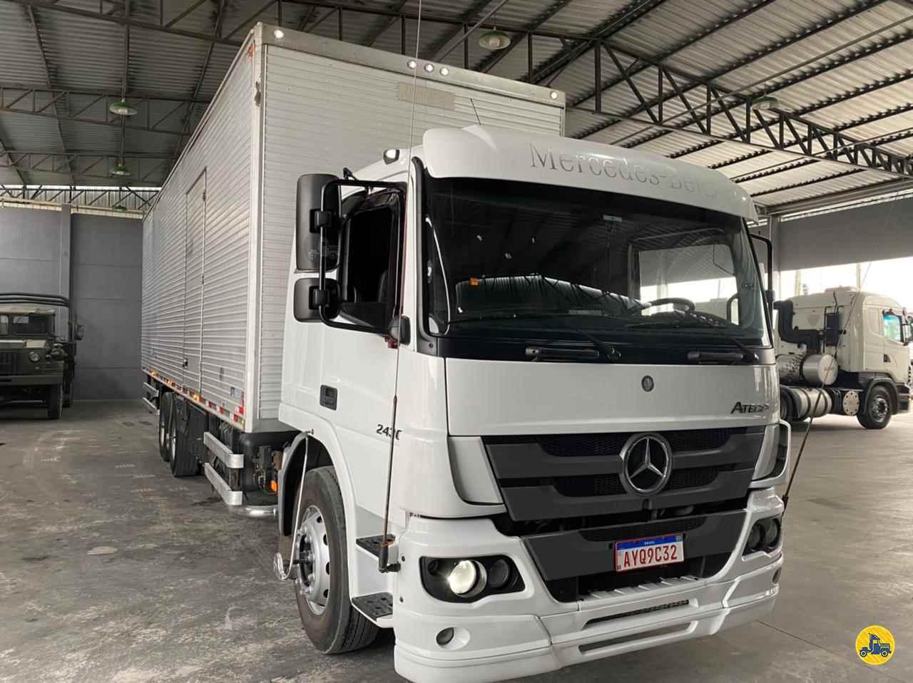MB 2430 de Rodricardo Caminhões - COLOMBO/PR