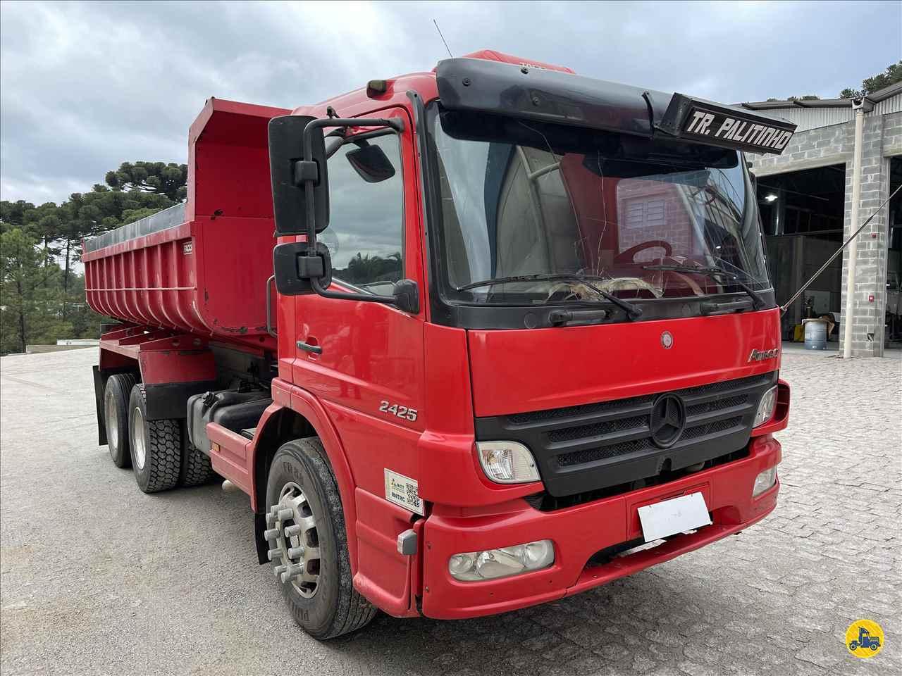 CAMINHAO MERCEDES-BENZ MB 2425 Caçamba Basculante Truck 6x2 Rodricardo Caminhões COLOMBO PARANÁ PR