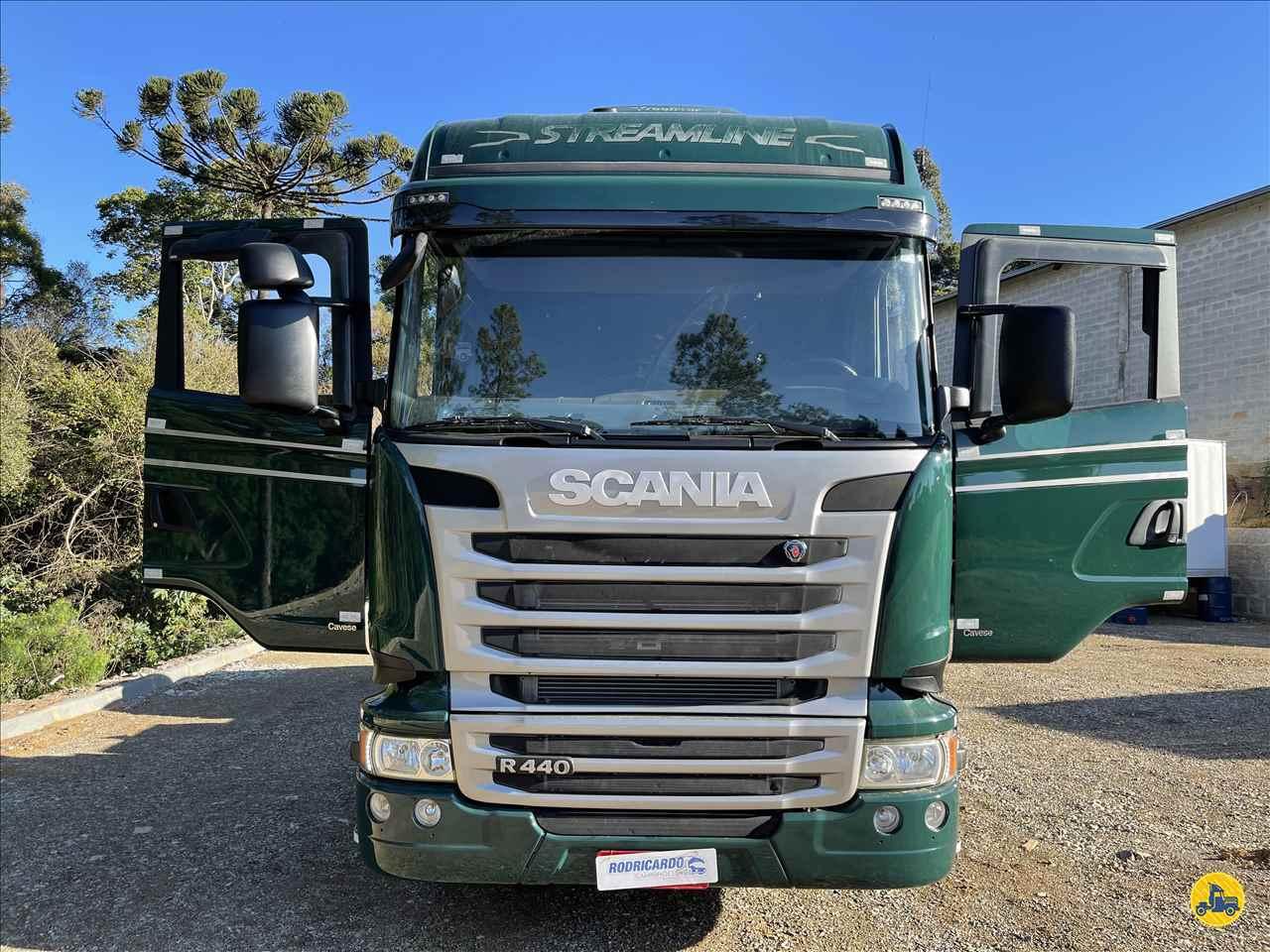 CAMINHAO SCANIA SCANIA 440 Cavalo Mecânico Traçado 6x4 Rodricardo Caminhões COLOMBO PARANÁ PR