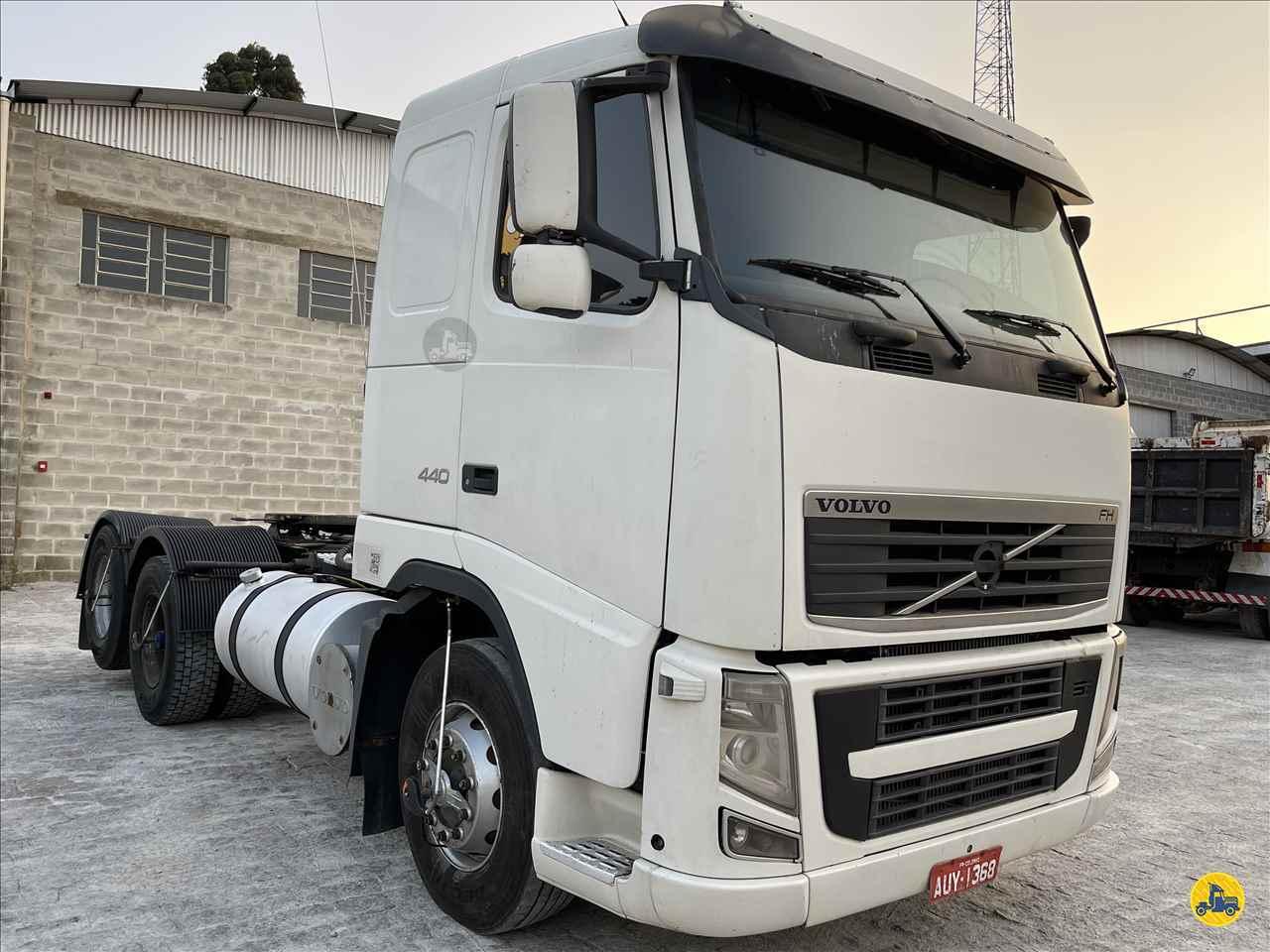 CAMINHAO VOLVO VOLVO FH 440 Cavalo Mecânico Truck 6x2 Rodricardo Caminhões COLOMBO PARANÁ PR