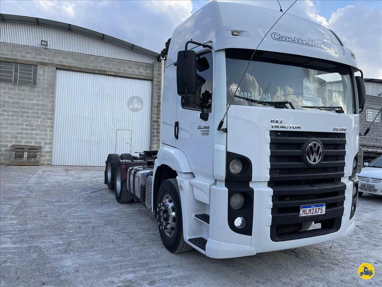 CAMINHAO VOLKSWAGEN VW 25390 Cavalo Mecânico Truck 6x2 Rodricardo Caminhões COLOMBO PARANÁ PR