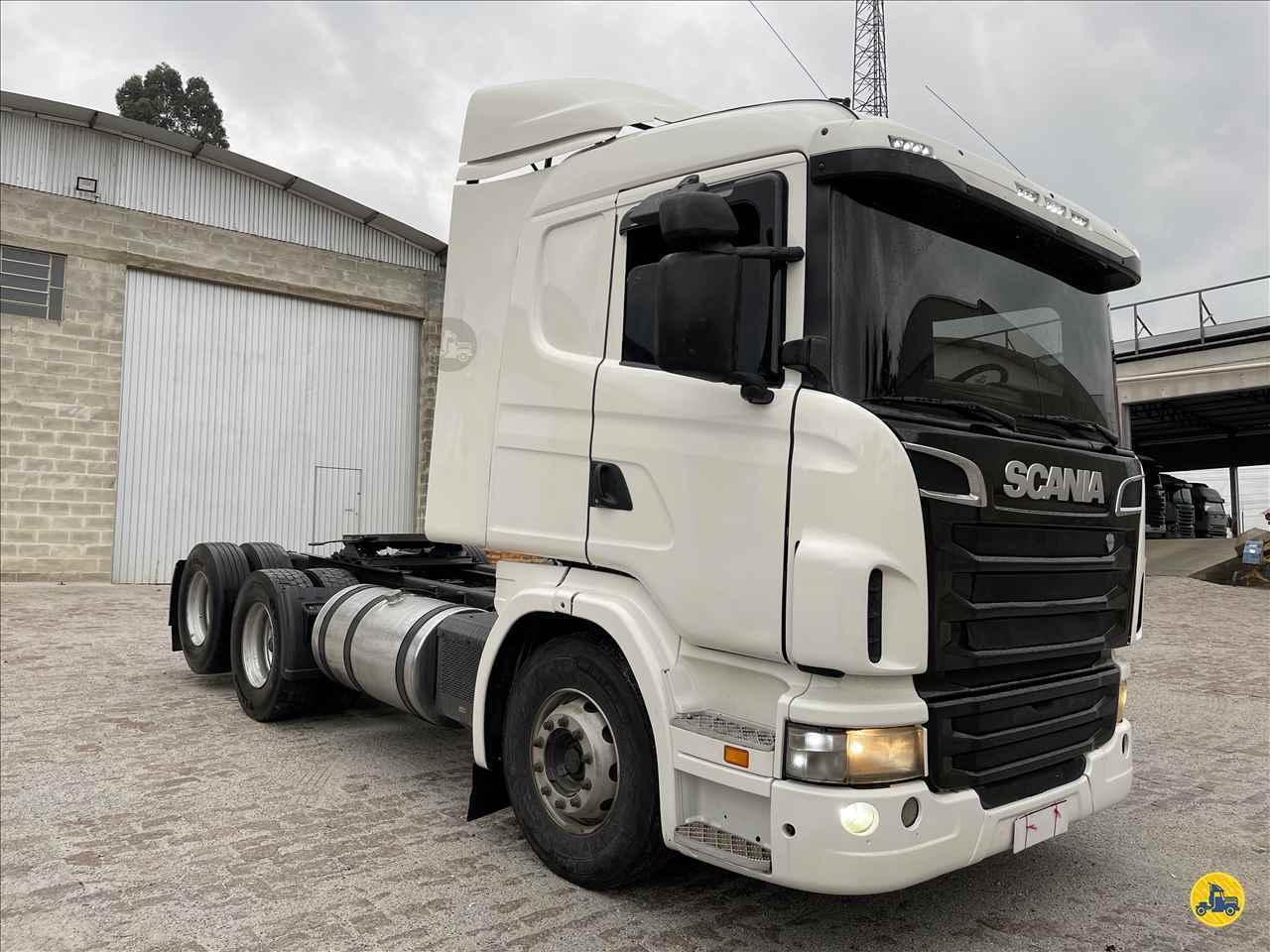 CAMINHAO SCANIA SCANIA 420 Cavalo Mecânico Truck 6x2 Rodricardo Caminhões COLOMBO PARANÁ PR