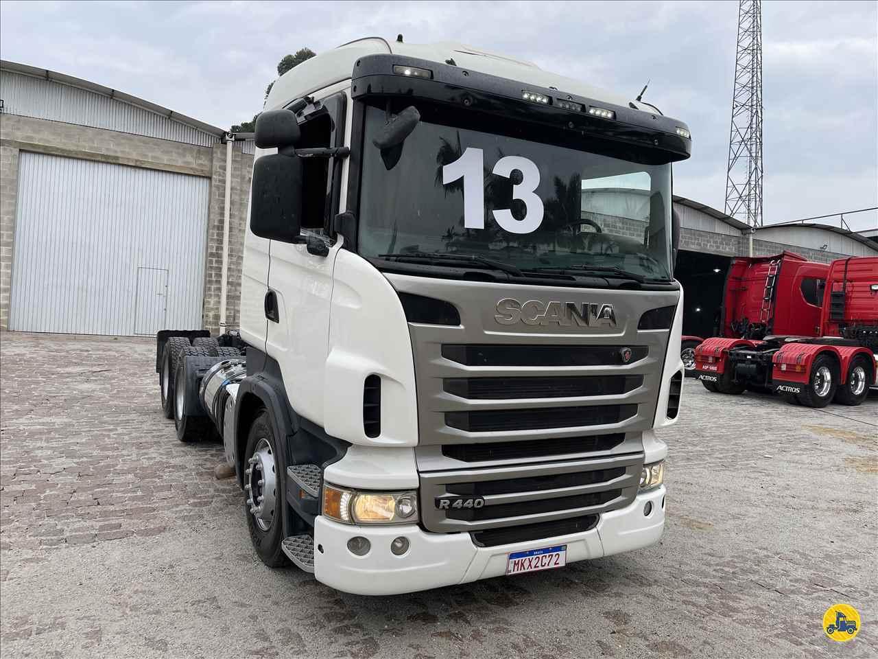 CAMINHAO SCANIA SCANIA 440 Cavalo Mecânico Truck 6x2 Rodricardo Caminhões COLOMBO PARANÁ PR