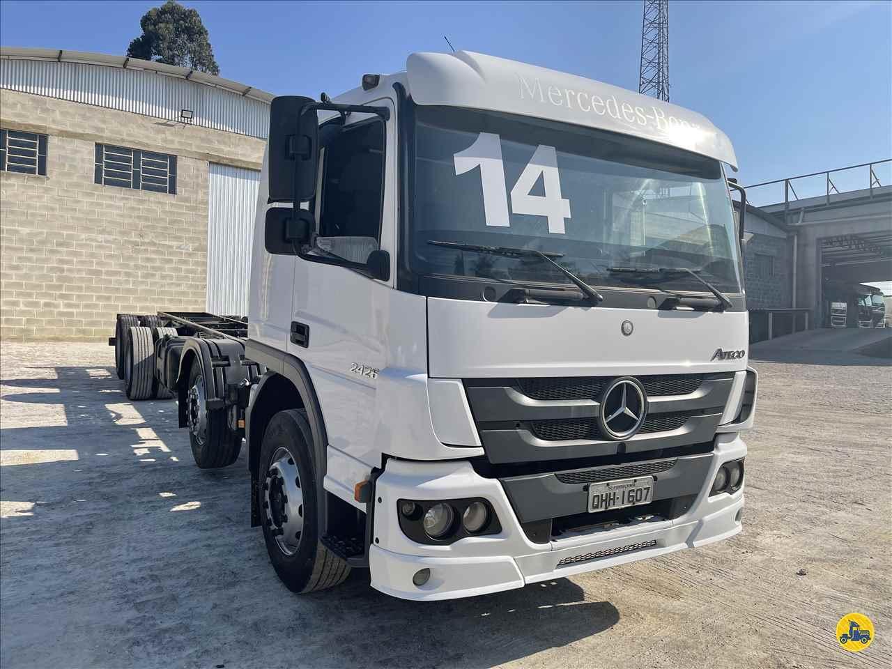 MB 2426 de Rodricardo Caminhões - COLOMBO/PR