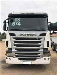 SCANIA SCANIA 440 838803km 2013/2013 DV Caminhões