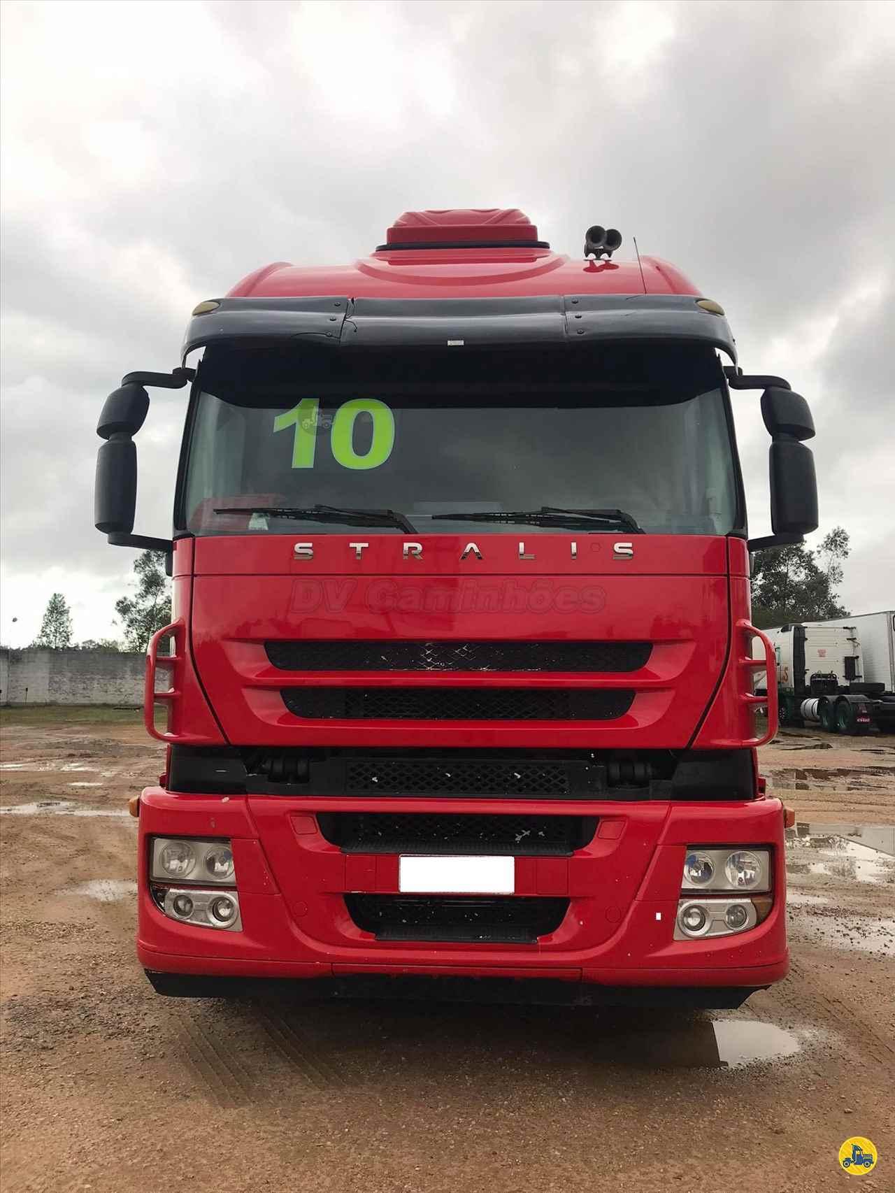 CAMINHAO IVECO STRALIS 460 Cavalo Mecânico Truck 6x2 DV Caminhões ICARA SANTA CATARINA SC