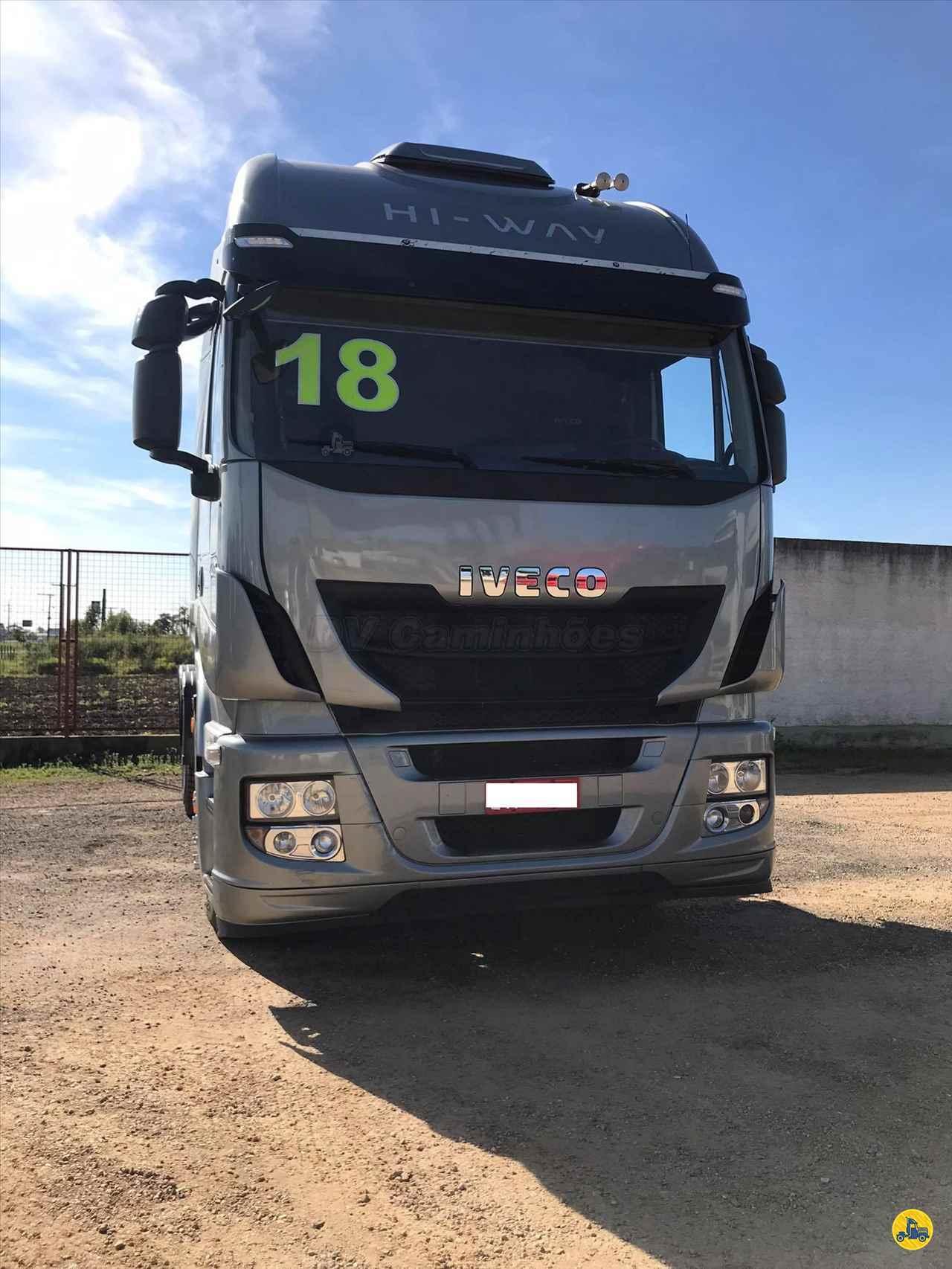 STRALIS 440 de DV Caminhões - ICARA/SC