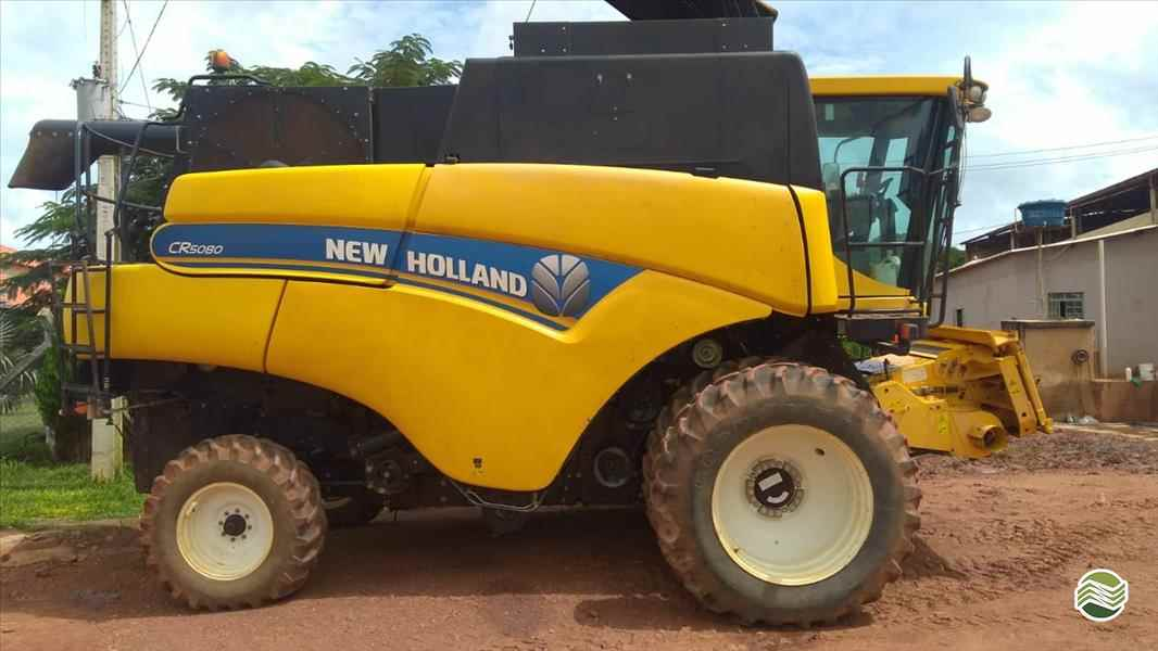 NEW HOLLAND CR 5080  2013/2013 Carpal Tratores - New Holland