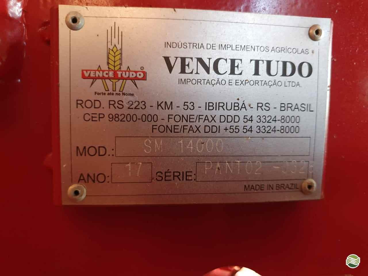 VENCE TUDO PANTHER SM 14000  2017/2017 Visão Agrícola