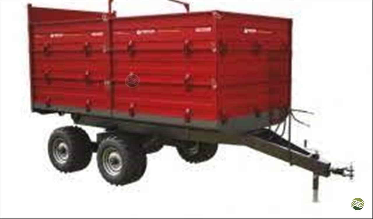 CARRETA CHASSI de Agropec Implementos Agrícolas - CRUZ MACHADO/PR