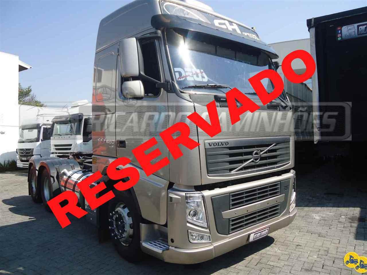 CAMINHAO VOLVO VOLVO FH 460 Cavalo Mecânico Truck 6x2 Ricardo Caminhões Curitiba CURITIBA PARANÁ PR
