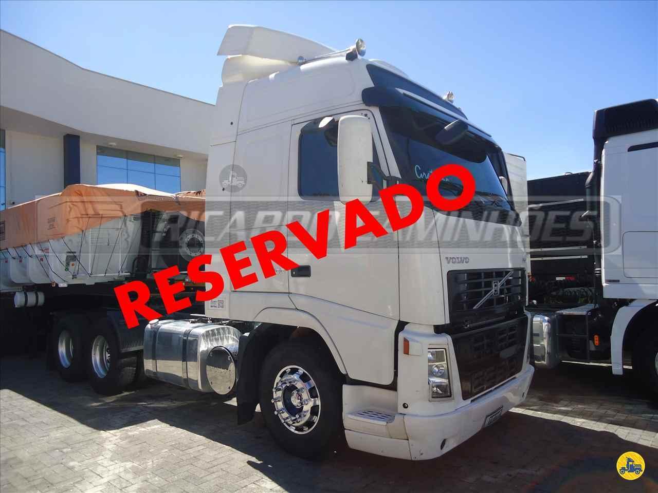 CAMINHAO VOLVO VOLVO FH 400 Cavalo Mecânico Truck 6x2 Ricardo Caminhões Curitiba CURITIBA PARANÁ PR
