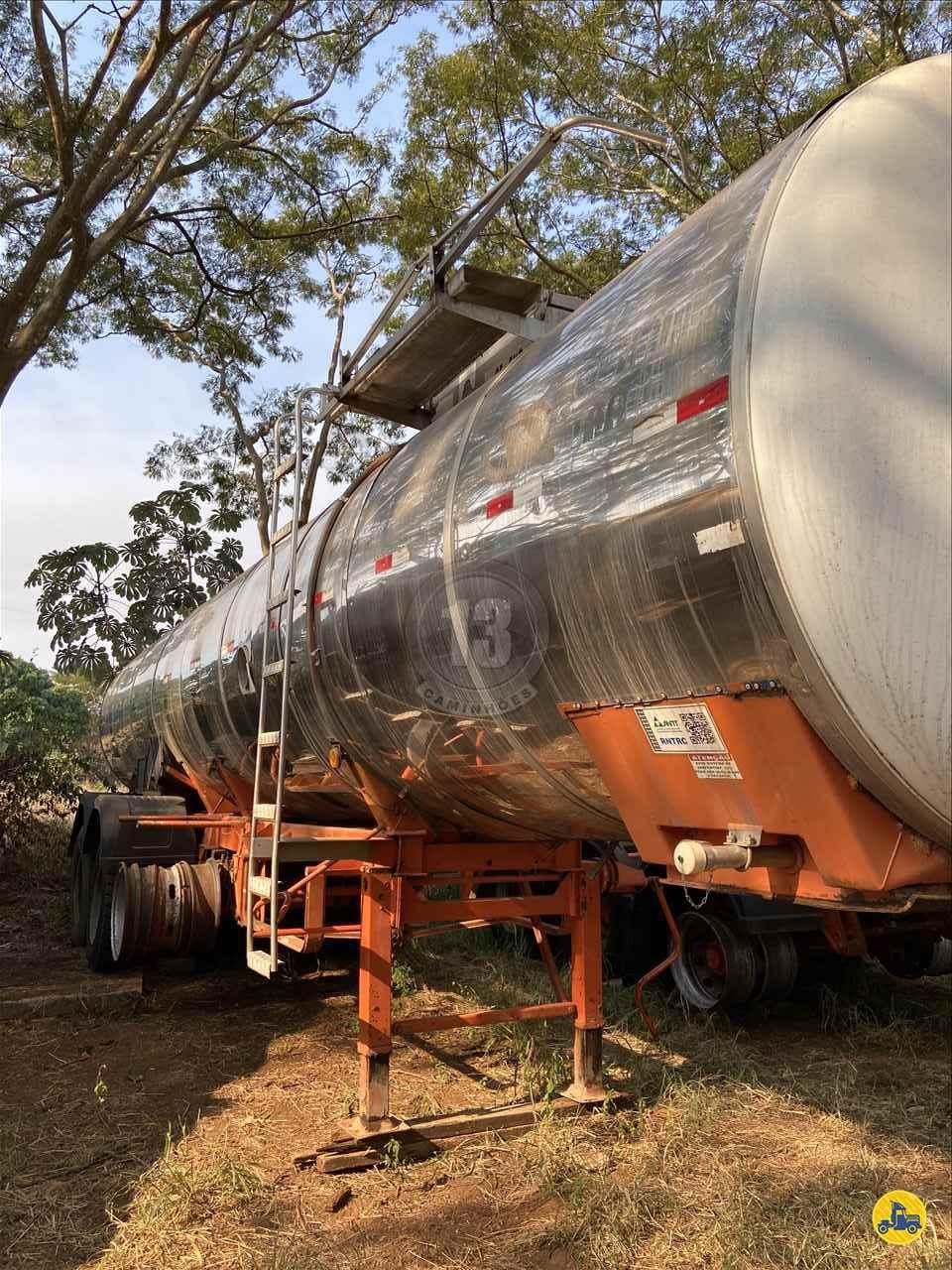CARRETA SEMI-REBOQUE TANQUE ISOTERMICO 13 Caminhões ARACATUBA SÃO PAULO SP