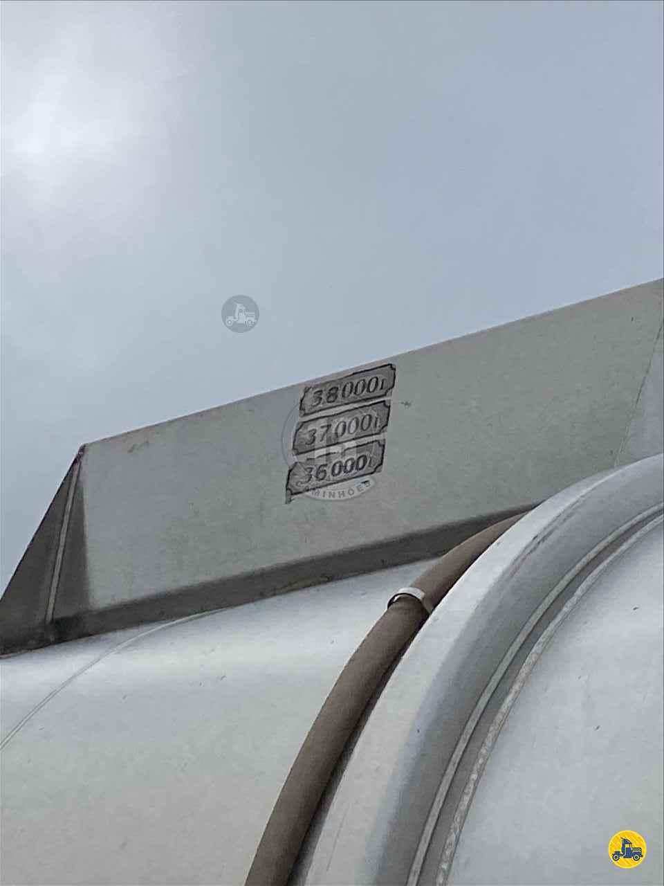 SEMI-REBOQUE TANQUE INOX  2003/2003 13 Caminhões