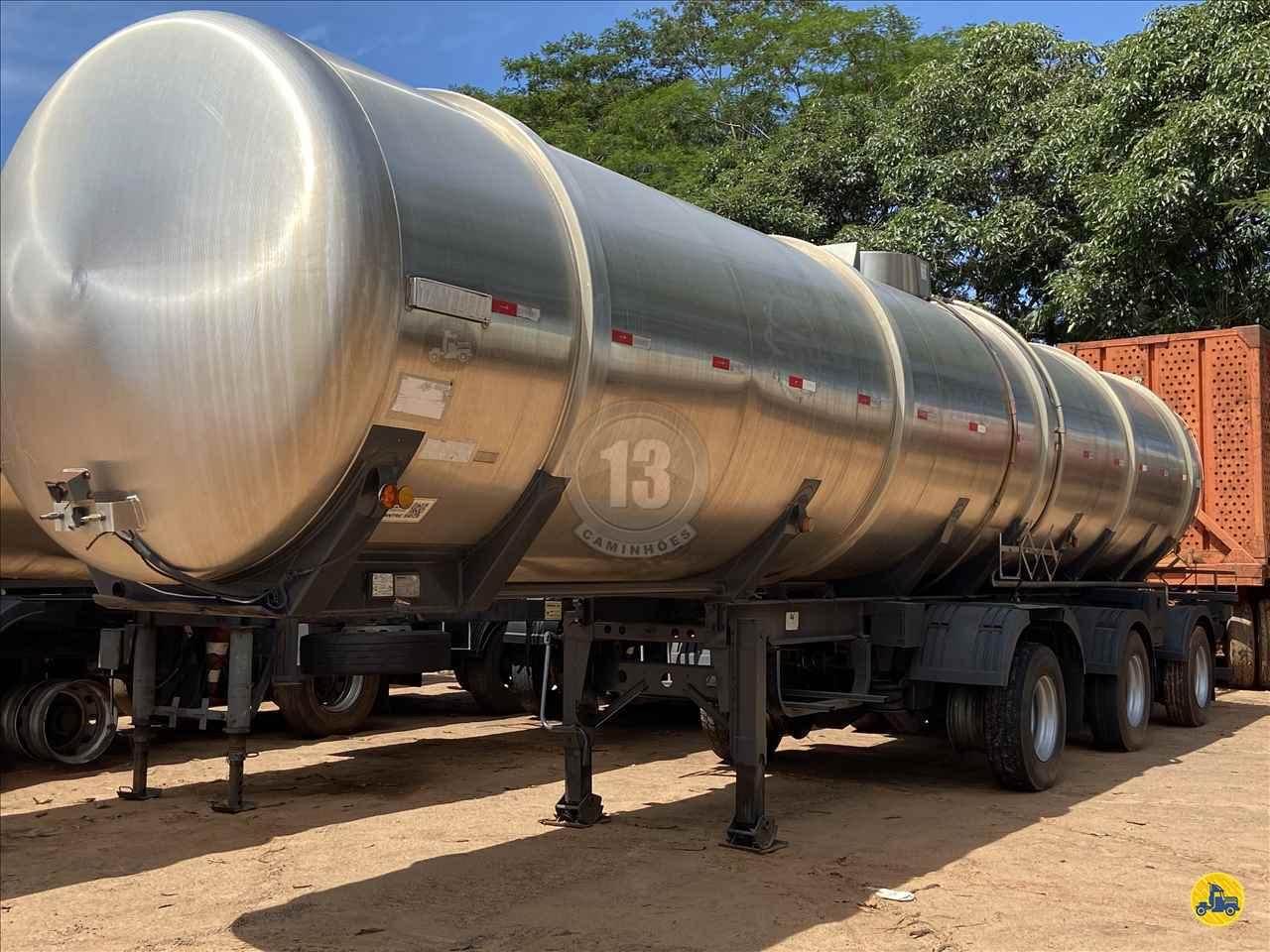 TANQUE INOX de 13 Caminhões - ARACATUBA/SP