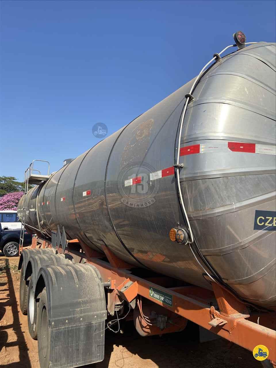 TANQUE ISOTERMICO de 13 Caminhões - ARACATUBA/SP