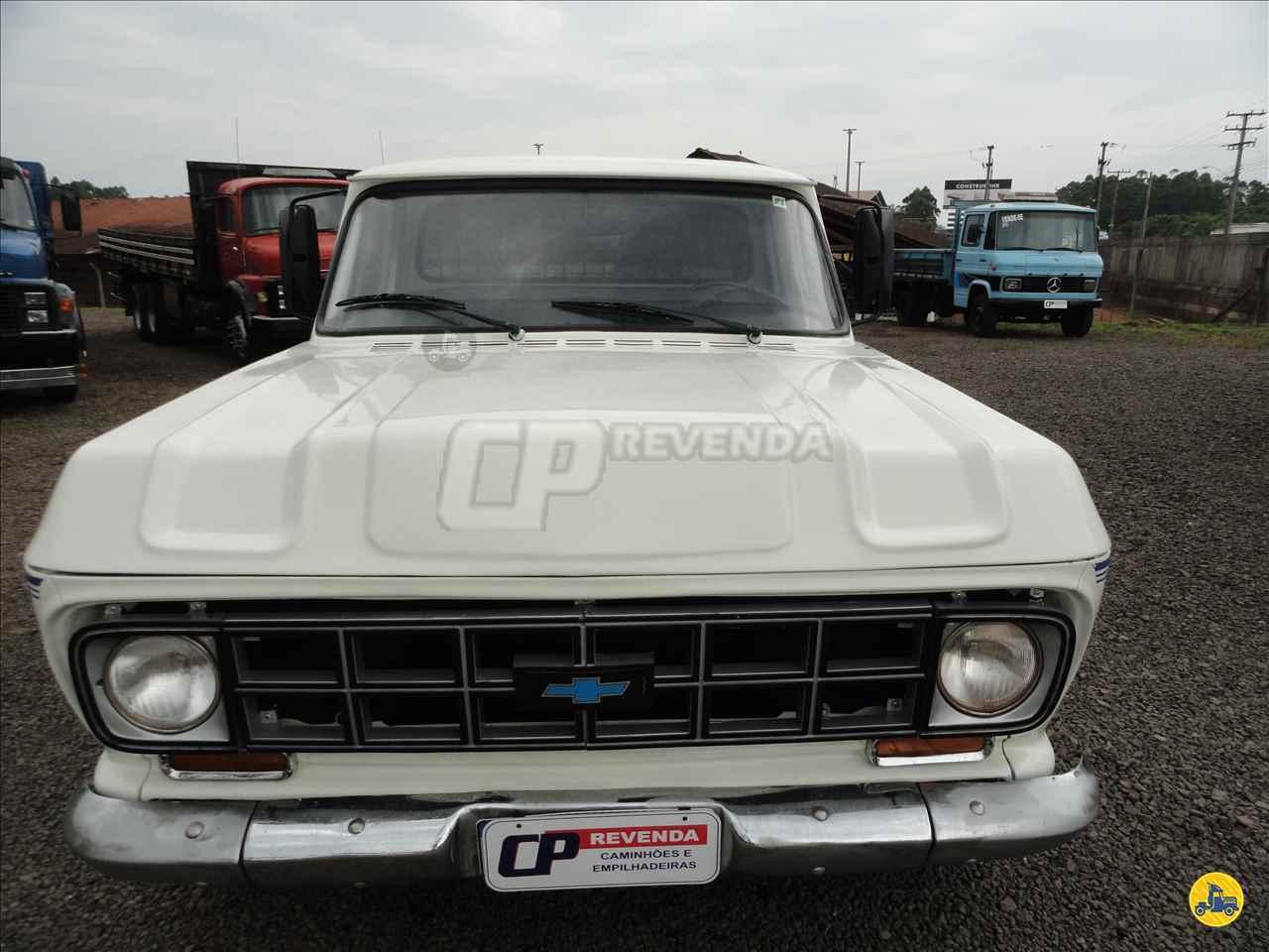 GM - Chevrolet D10 CS 000000000k 1981/1981 CP Revenda