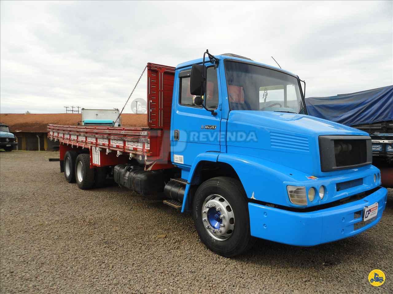 CAMINHAO MERCEDES-BENZ MB 1620 Carga Seca Truck 6x2 CP Revenda BOM PRINCIPIO RIO GRANDE DO SUL RS