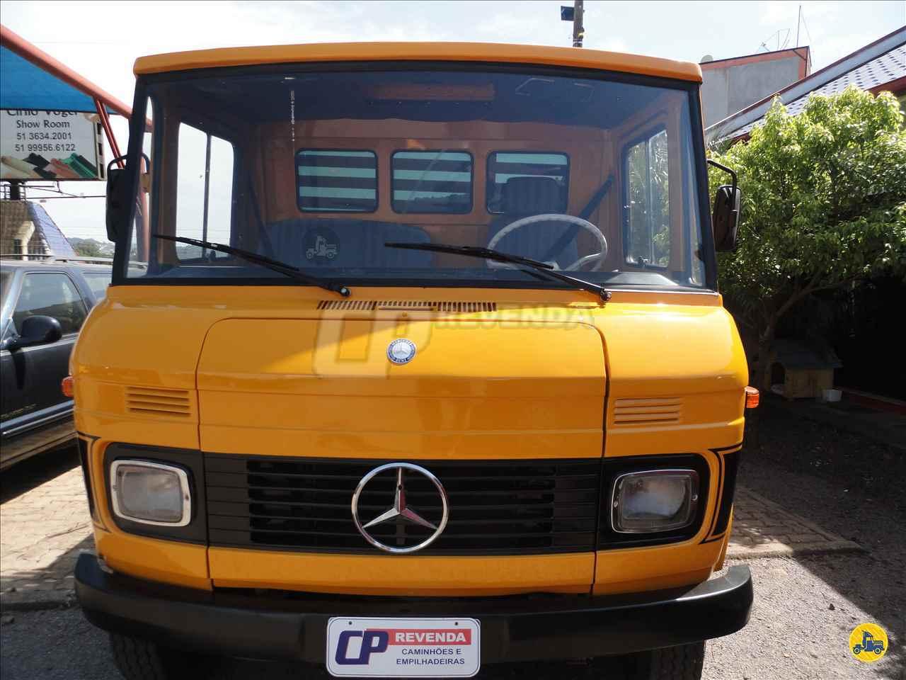 CAMINHAO MERCEDES-BENZ MB 608 Carga Seca 3/4 4x2 CP Revenda BOM PRINCIPIO RIO GRANDE DO SUL RS
