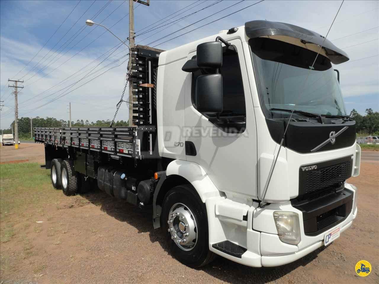 CAMINHAO VOLVO VOLVO VM 270 Carga Seca Truck 6x2 CP Revenda BOM PRINCIPIO RIO GRANDE DO SUL RS