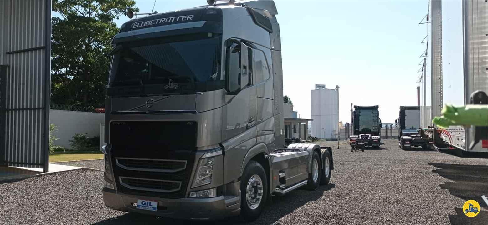 CAMINHAO VOLVO VOLVO FH 540 Cavalo Mecânico Truck 6x2 Gil Caminhões ARARAQUARA SÃO PAULO SP