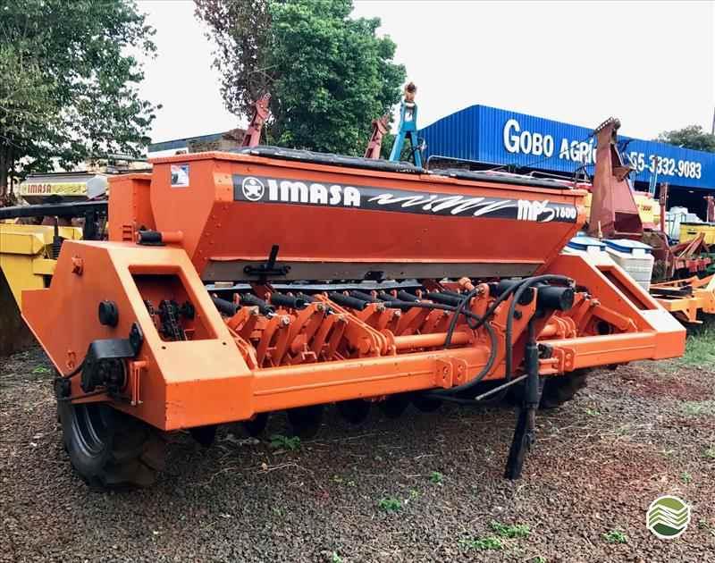 IMASA MP 1600  2000/2000 Gobo Implementos Agrícolas