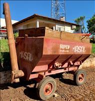 CARRETA BAZUKA GRANELEIRA 5000  2000 Gobo Implementos Agrícolas