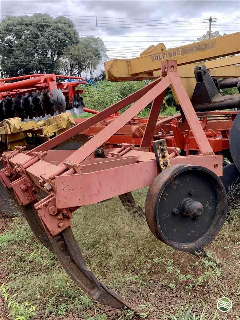 SUBSOLADOR 7 HASTES  2000 Gobo Implementos Agrícolas