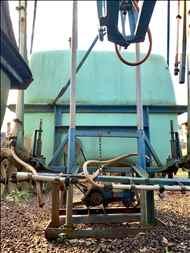 BERTHOUD 600 Litros  2000/2000 Gobo Implementos Agrícolas