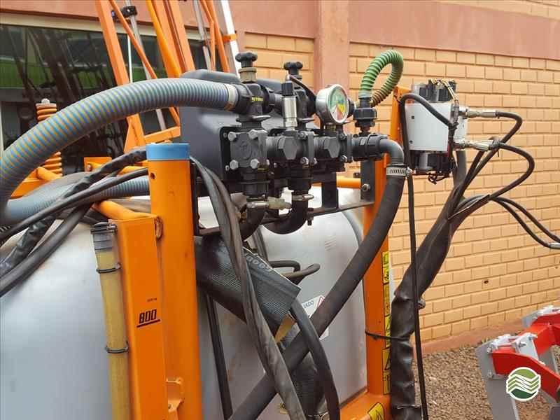 JACTO AM 14  2010/2010 Comatral Caminhões e Máquinas Agrícolas