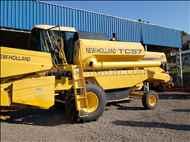 NEW HOLLAND TC 57  1998/1999 Comatral Caminhões e Máquinas Agrícolas
