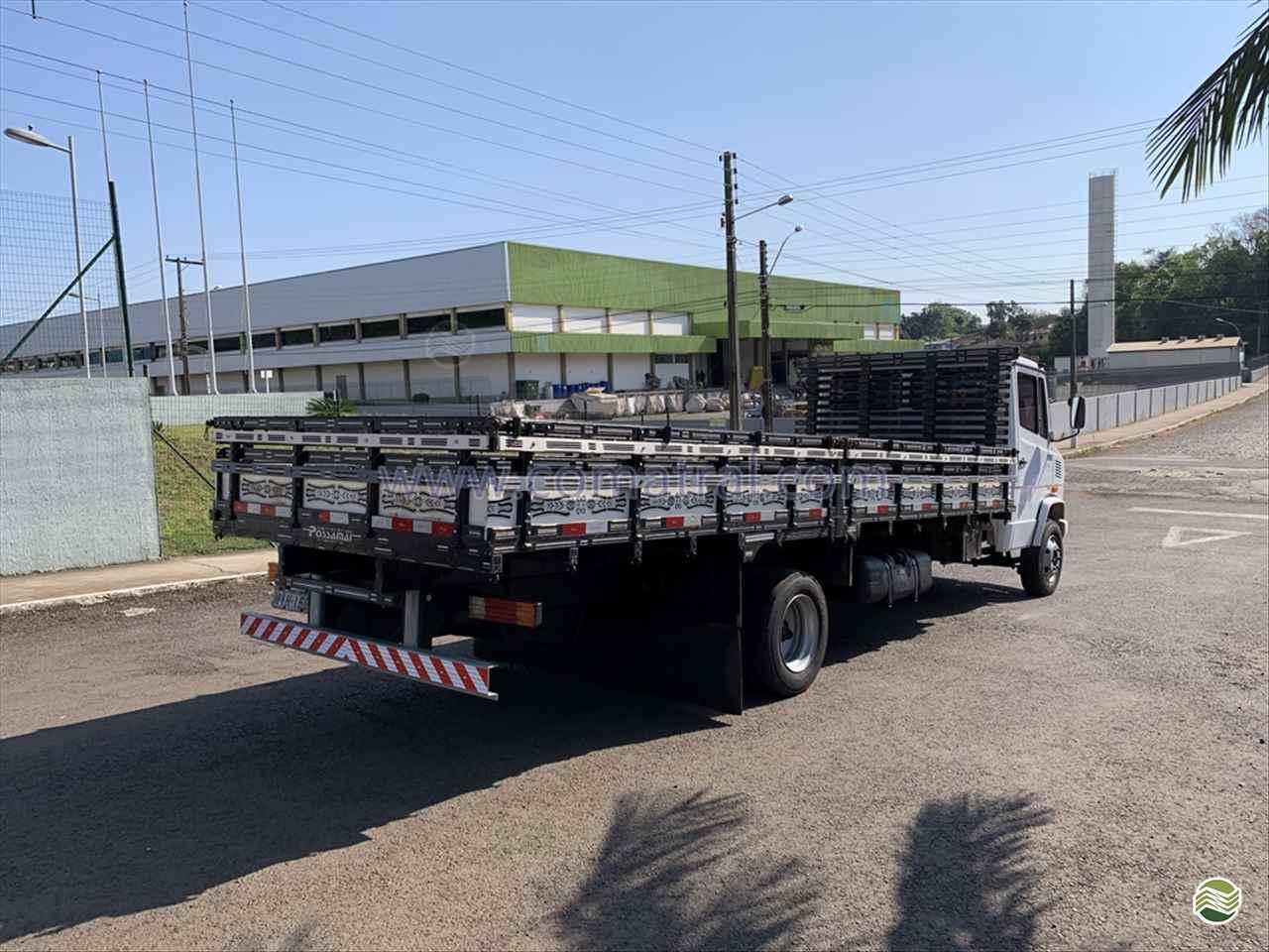 MERCEDES-BENZ MB 710 328000km 2009/2009 Comatral Caminhões e Máquinas Agrícolas